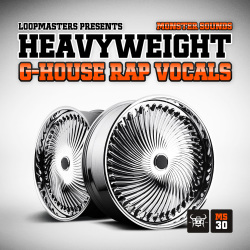 loopmasters - heavy weight - monster sounds - g house vocals