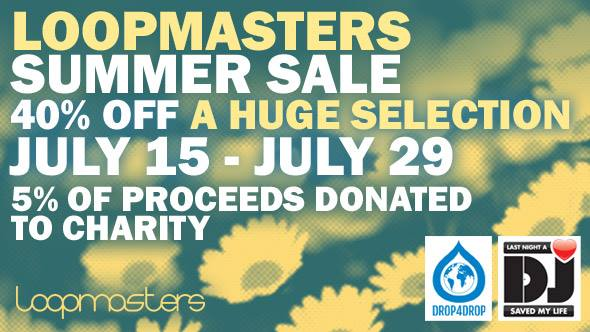 Loopmasters-Summer-Sale