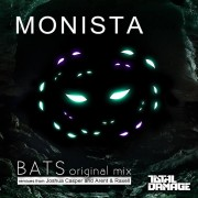 Cover Art for Bats Joshua Casper remix of Monita