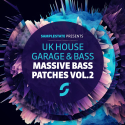 UK House Bass Massive Patches