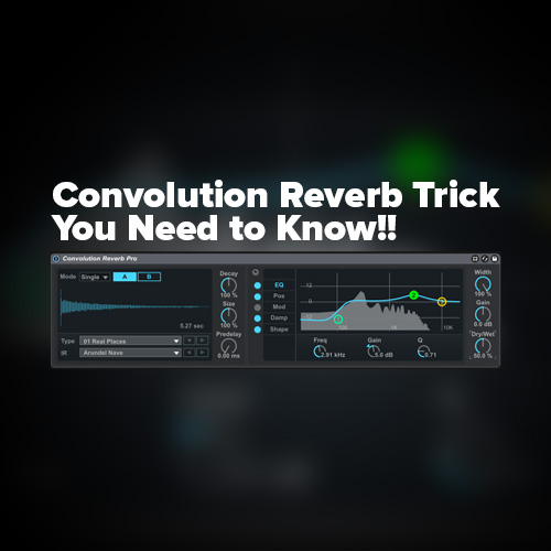 Mixing with Reverb: How to Use Reverb for ... - Ledger Note