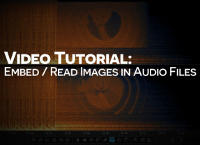 Video Tutorial – Hide an Image in Your Music + Examples