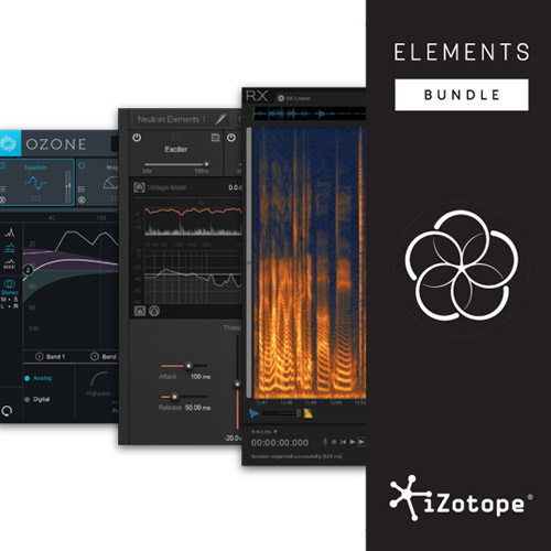 izotope elements 29 a piece ozone 8 neutron rx joshua casper. Black Bedroom Furniture Sets. Home Design Ideas